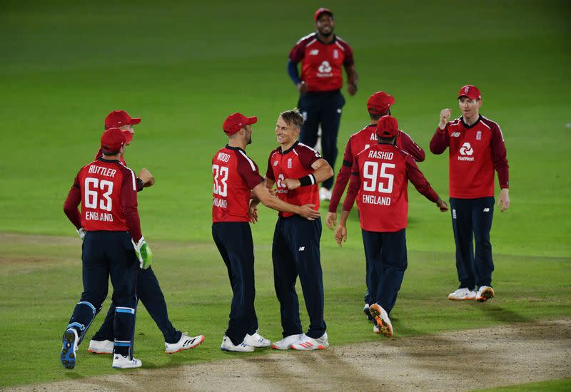 England storm back to beat Australia in T20 thriller