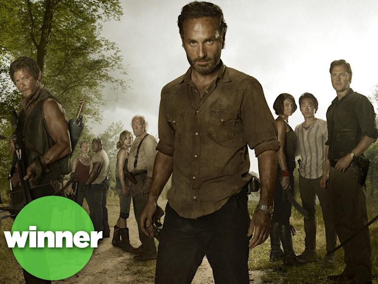 "Fall TV Winners & Losers - ""The Walking Dead"""