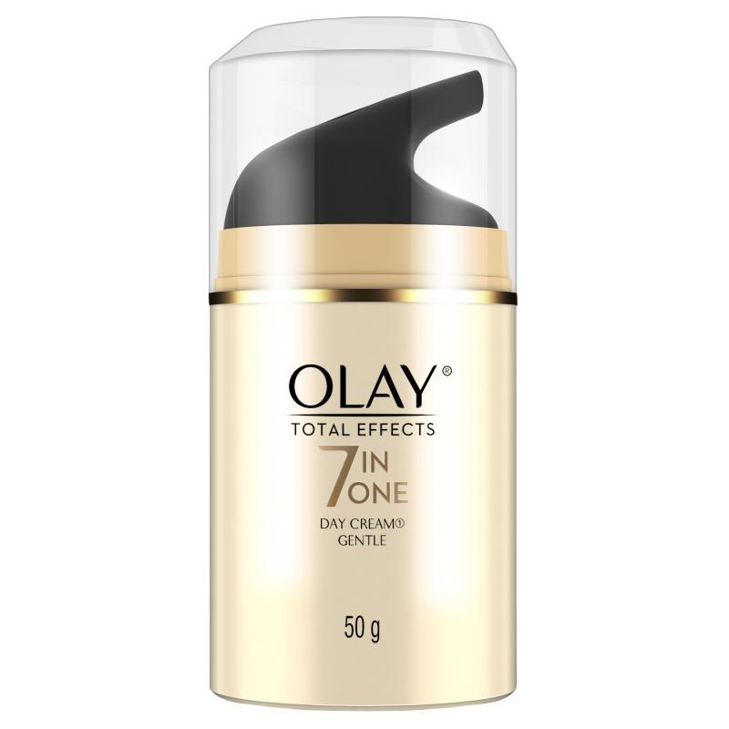 Olay Total Effects Face Cream Moisturiser Gentle