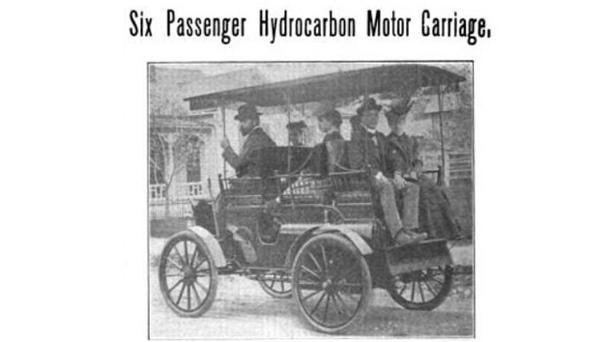 January 3: The New York Times first uses the word 'automobile' on this date in 1899