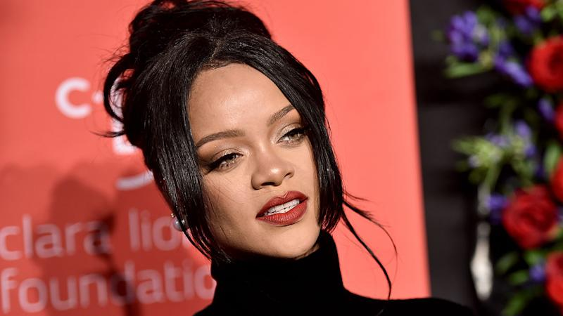 Rihanna snubbed the Super Bowl LII halftime show because of the NRL's stance of Colin Kaepernick.