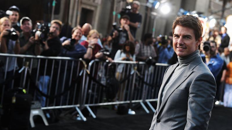 Tom Cruise Falls Out of 'Man From U.N.C.L.E.'
