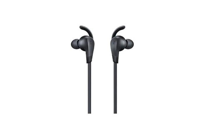 Photo shows Samsung ANC Type-C earphones in black