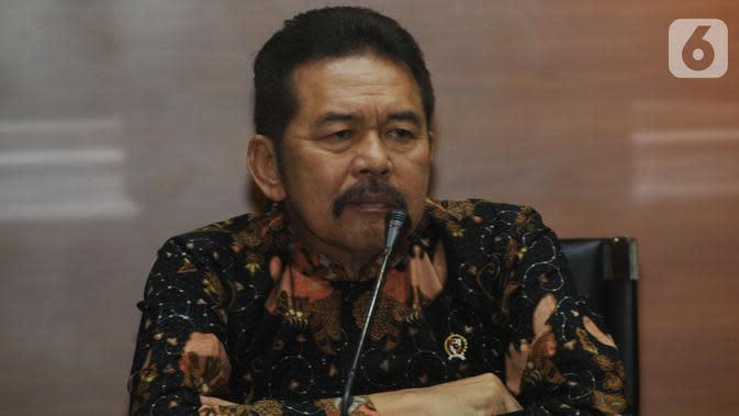 Namanya Disebut di Dakwaan Kasus Pinangki, Jaksa Agung: Saya Tidak Peduli