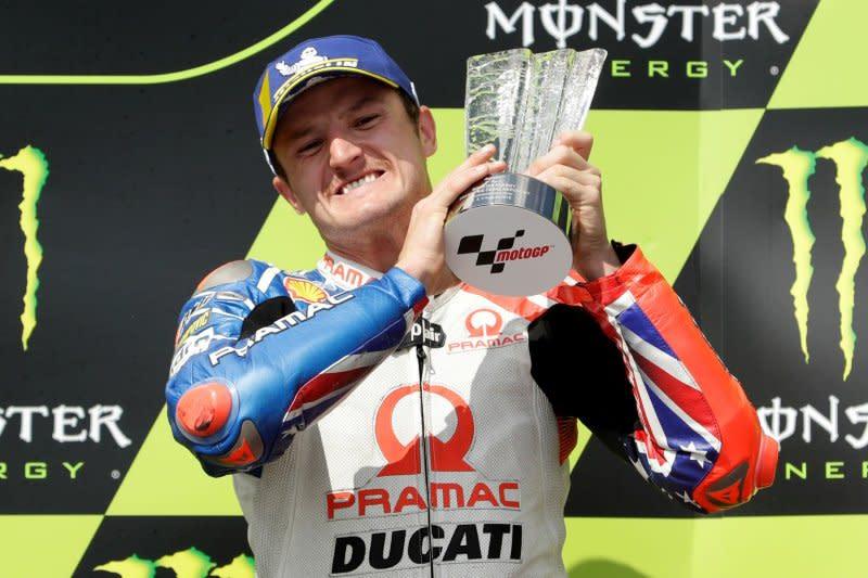 Miller perpanjang kontrak dengan Pramac Racing hingga 2020