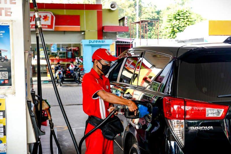 Konsumsi BBM di Jalan Tol Sumatera naik selama libur cuti bersama