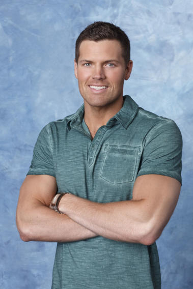 """The Bachelorette"" Season 9 - Brad"
