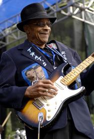 The Ten Greatest Blues Guitarists