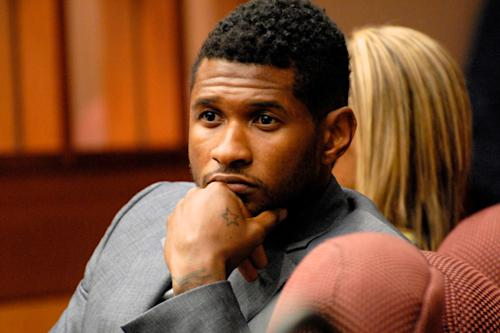 Man Pleads Not Guilty in Death of Usher's Stepson