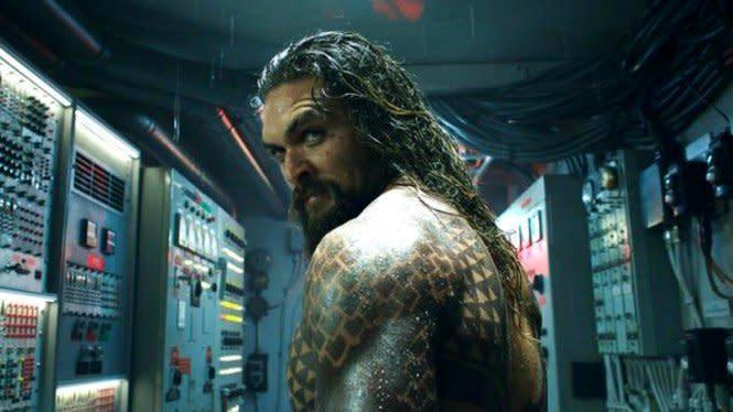 Film Aquaman 2 Lebih Gereget, Banyak Kejutan yang Tak Terduga