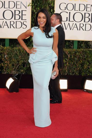 70th Annual Golden Globe Awards - Arrivals: Rosario Dawson