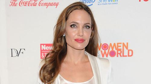 Angelina's Aunt Dies of Breast Cancer