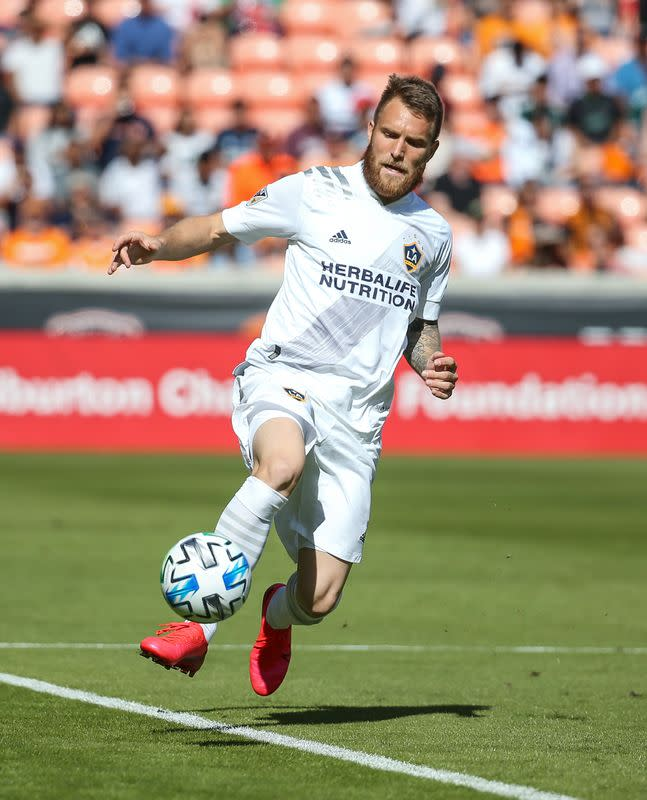 LA Galaxy part with midfielder Katai after wife's racist posts