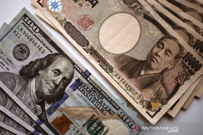 "Dolar, yen naik, tes COVID positif Trump picu pembelian ""safe-haven"""