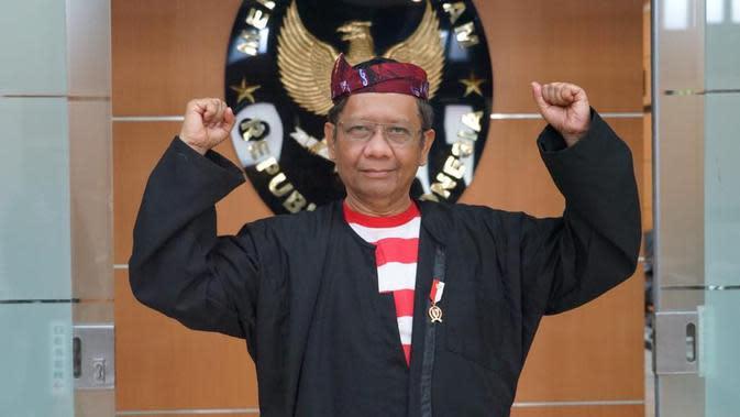 Mahfud Md ke Pemuda Muhammadiyah: Mari Bangun Indonesia sebagai Negara Islami