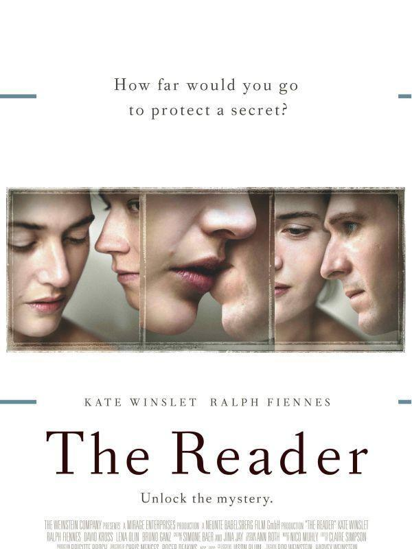 Poster The Reader. (Foto: The Weinstein Company/ IMDb)
