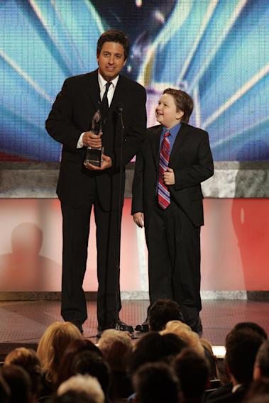 Ray Romano & Angus T. Jones