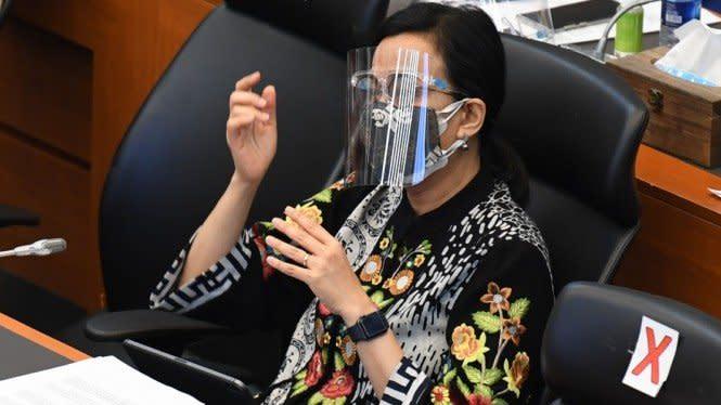 Sri Mulyani Tak Berharap Banyak Vaksin Bisa Cepat Pulihkan Ekonomi