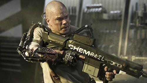 'Elysium' Is Becoming A Reality TV Show!