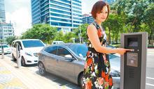 台北設智慧停車柱 1.92億恐白花了