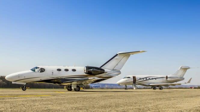 Layanan Pesawat Charter Lebih Diminati Selama Pandemi