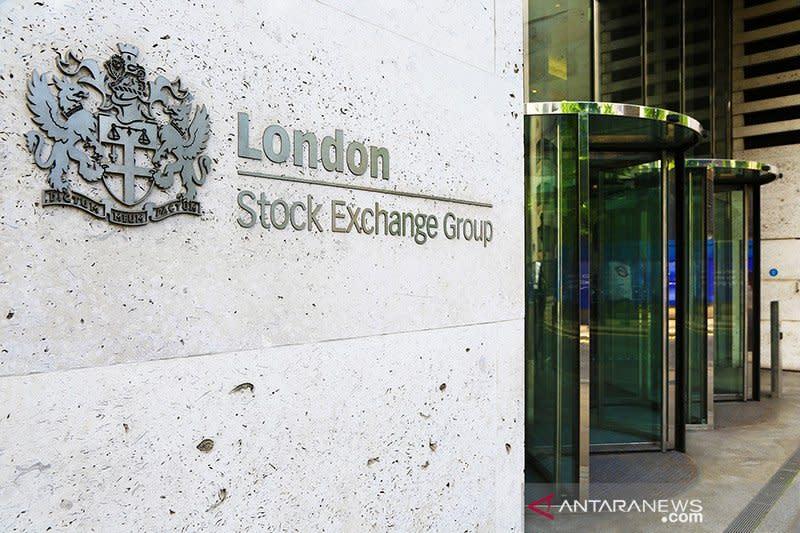 Saham Inggris berbalik turun, indeks FTSE 100 terpangkas 1,53 persen