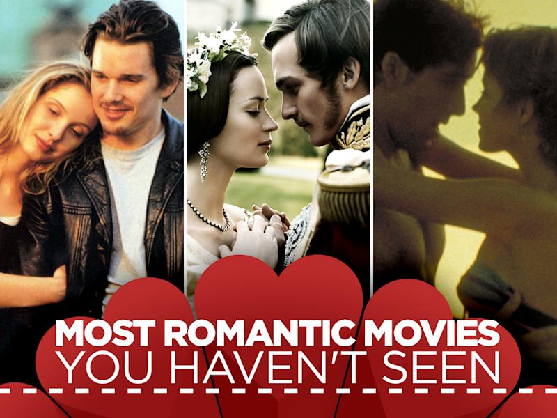 The most romantic movies you haven't seen