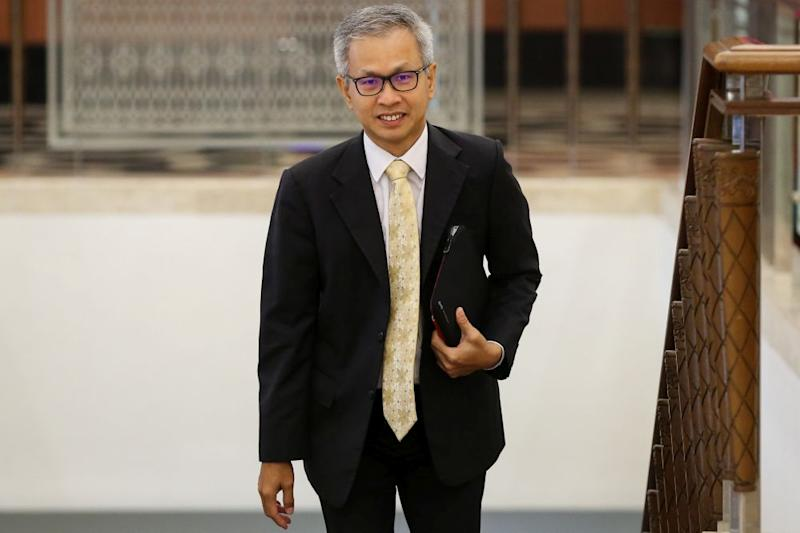 Pua described the alleged development as the latest is a series of 'bewildering settlements by the Muhyiddin government in cases relating 1MDB'. — Picture by Yusof Mat Isa
