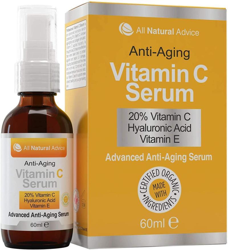 All Natural Advice Anti-Aging Vitamin C Serum