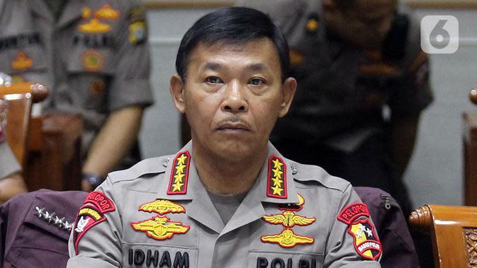 Kiat Suskes dan Kata Ajaib Kapolri untuk Calon Perwira TNI-Polri
