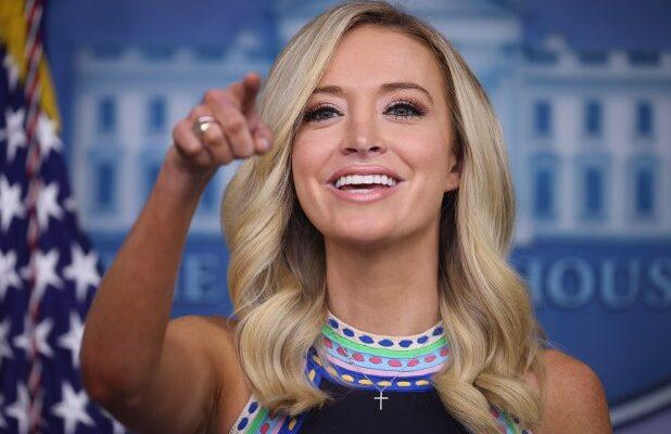 Debate Will Be 'Quite Easy' for Trump, Kayleigh McEnany Predicts (Video)