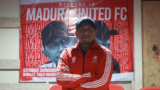 RD Segera Komunikasi dengan Manajemen Madura United untuk Bahas Pemain U-20