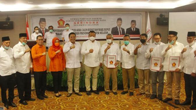 Sebelum Positif Covid-19, Edhy Prabowo Sempat Kunjungan Politik ke Makassar