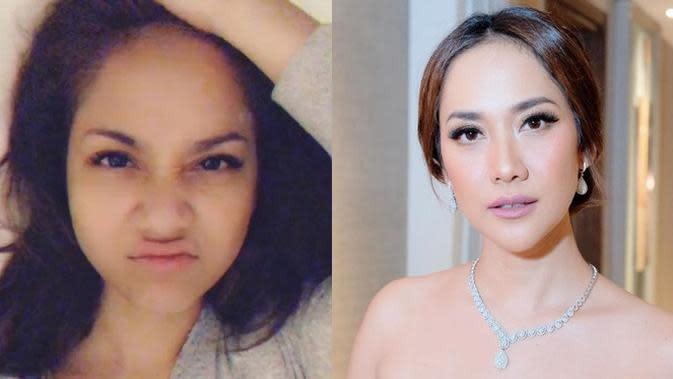 Beda Penampilan 6 Aktris Tanah Air Saat Bangun Tidur, Cantik Natural (sumber: Instagram.com/bclsinclair)