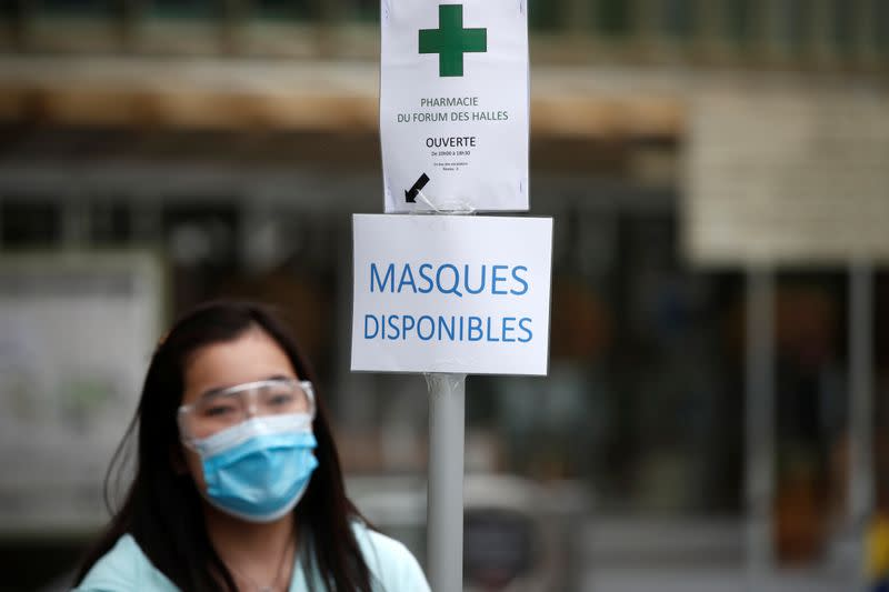 French coronavirus death toll overtakes Spain's, now world's fourth largest