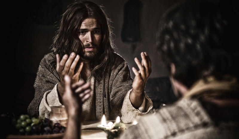Jesus Graduates to the Big Screen: First Trailer of 'Son of God' Revealed!
