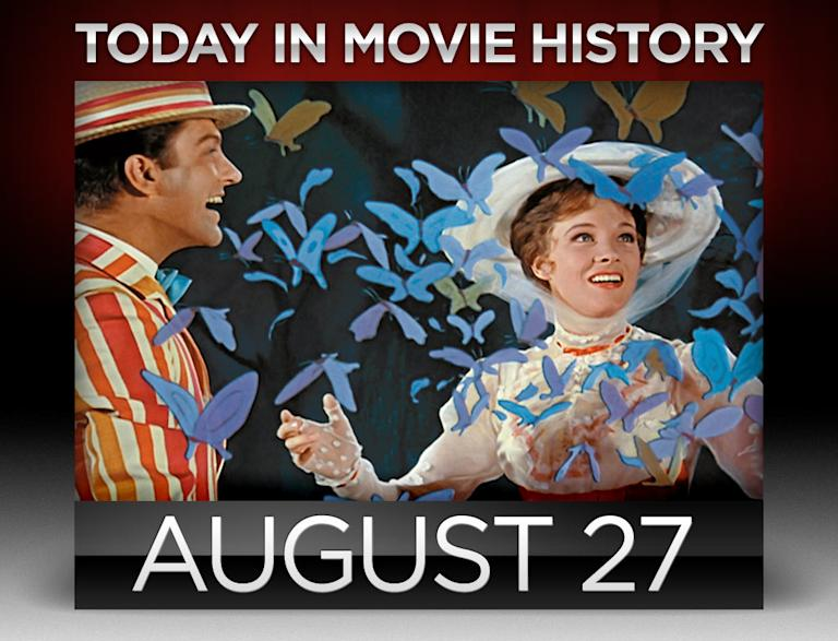 Today in movie history, August 27