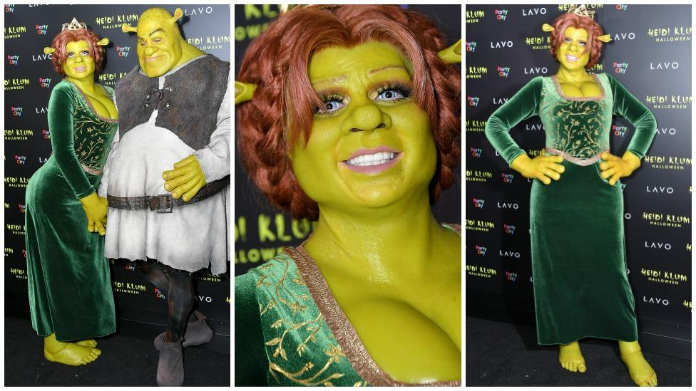 <p>The 'Queen of Halloween' has once again won the internet with her epic Halloween costume. Photo: Getty Images </p>