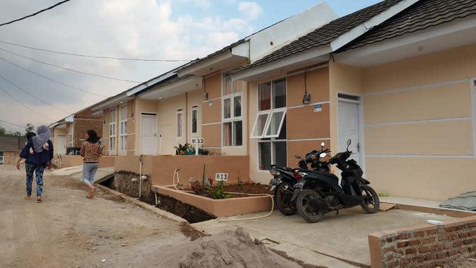 Rumah subsidi. Dok Kementerian PUPR