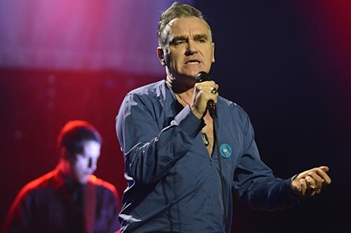 Morrissey Inks Record Deal, Plans New Album