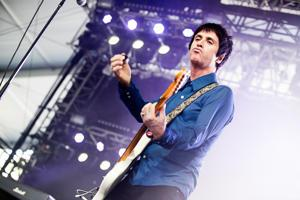Johnny Marr Plays Smiths Mini-Set on Coachella Friday