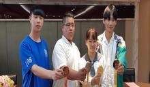 全國技能中區賽 員農學生獲得2金1銅佳績
