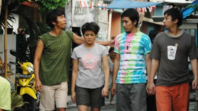 Live Streaming SCTV Film Layar Lebar Indonesia: Get Married 3, Minggu 18 Oktober 2020