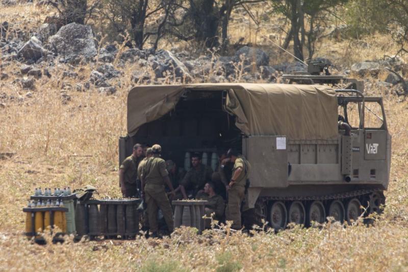 Lebanon menuduh Israel memprovokosi perselisihan di perbatasan
