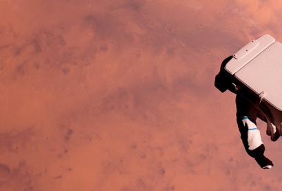 登陸火星 全球逐夢紅色星球