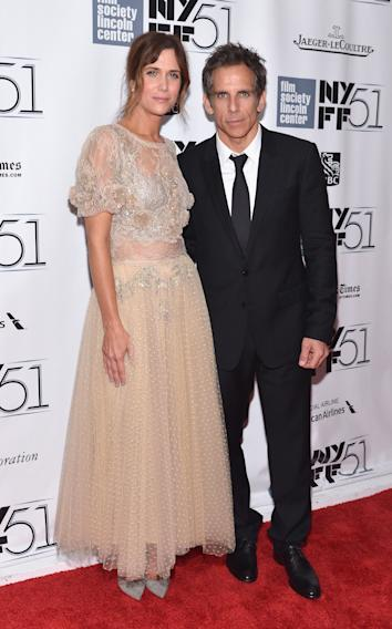 """Centerpiece Gala Presentation Of """"The Secret Life Of Walter Mitty"""" - Arrivals - The 51st New York Film Festival"""