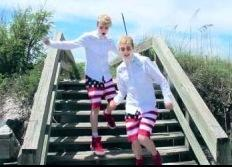 "Jedward Summer Madness is Here! Watch ""A Girl Like You"""