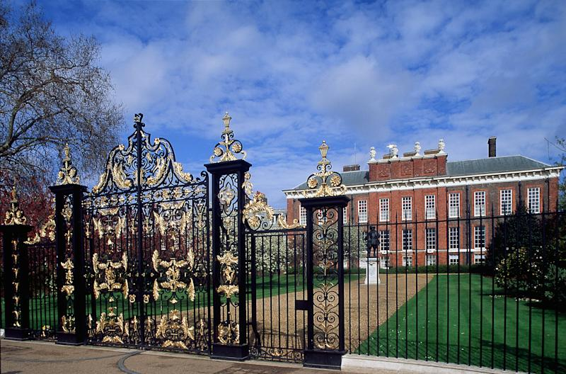 Gates of Kensington Palace