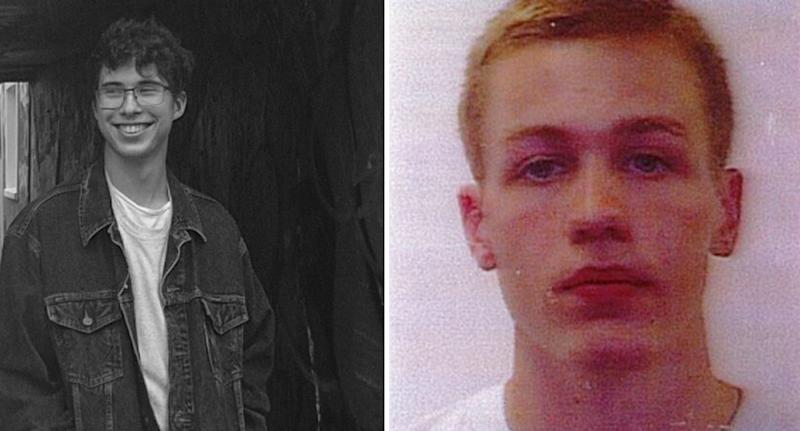 British backpacker and pal go missing from family beach