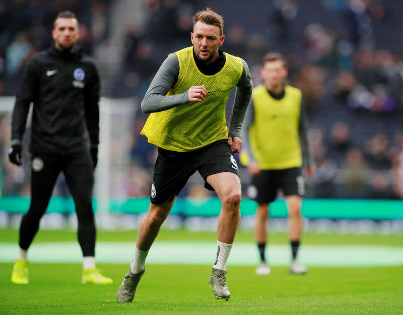 Burnley land midfielder Stephens from Brighton on two-year deal